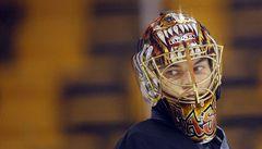 Gólman Bostonu Rask vychytal hvězdy Pittsburghu a sní o Stanley Cupu