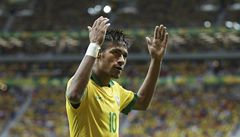 Brazílie otevřela domácí Pohár FIFA výhrou 3:0, Neymar dal krásný gól