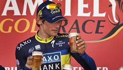 Kreuziger skončil v závodě Kolem Švýcarska třetí, vyhrál opět Costa