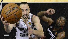 Miami si vynutilo pokračování série o titul v NBA se San Antoniem