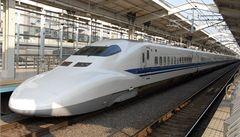Vlčí moč a lví řev. Japonsko tak chrání železnice