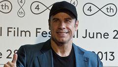 Tanec je část mé duše, dělá šťastným mě i lidi okolo, řekl Travolta