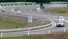 Nová dálnice uleví řidičům při cestě na jih. D1 čekají uzavírky