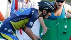 Vuelta měla volný den. Kreuziger sbírá síly na další etapy