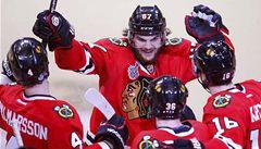 Chicago je krok od zisku Stanley Cupu. Porazilo Boston 3:1