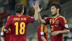 Utrhnu ti hlavu! Varuji tě! křičel španělský fotbalista Alba na novináře