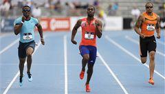 Gay vyhrál na šampionátu USA i 200 m v letošním maximu