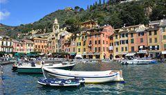 Portofino: vyhlášené letovisko v Itálii vás nezklame