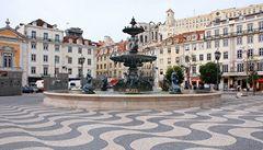 Umělecké chodníky v Lisabonu ohrožuje úsporná politika města