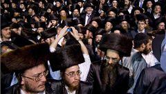 Židovský svátek Lag ba-omer: zbožní židé křepčí a tančí