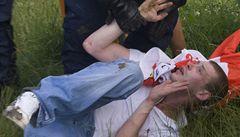 Nepokoje v Budějovicích: Cikáni mi zbili mámu a rasistka nejsem