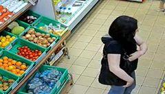 Marmeládová zlodějka. Žena nakradla zboží za tisíce korun