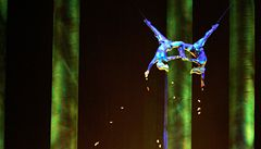 Při vystoupení Cirque du Soleil zahynula akrobatka