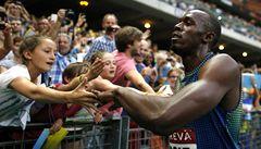 Testy před MS. Bolt i jeho krajané prošli dopingovou kontrolou