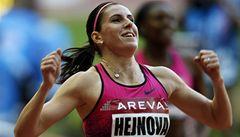 Ke svěťáku vede ještě dlouhá cesta, ví nejlepší atletka Evropy Hejnová