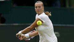 Kvitová postoupila v Torontu do čtvrtfinále, čeká ji Cirsteaová