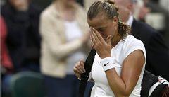Kvitová v Torontu končí ve čtvrtfinále, nestačila na Cirsteaovou