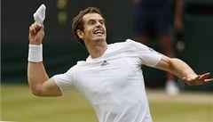 Chudší tenisté potřebují část našich peněz, vyzval ostatní hvězdy Murray