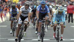 V horské etapě Vuelty zvítězil Hesjedal, Contador navýšil náskok v čele