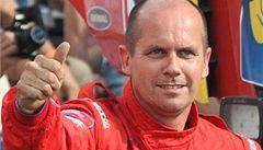 Před startem rallye Hedvábné stezky zemřel bývalý kolega Lopraise