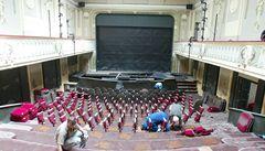V Divadle pod Palmovkou se asi bude znovu hrát až příští rok