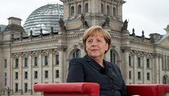Merkelová se chtěla Řecka zbavit ještě loni, píše bankéř