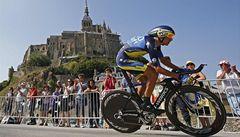 Kreuziger se cítí silný. S Contadorem plánuje útok na Frooma