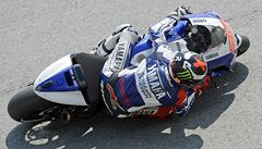 Lorenzo si zlomil klíční kost. Po operaci vynechá Velkou cenu USA