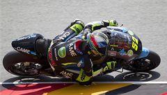 MotoGP: Zraněný Abraham v Indianapolisu nejel, Pešek odstoupil