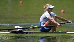 Skifařka Knapková postoupila do semifinále veslařského MS
