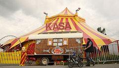 Sourozence Berouskovy zranil v cirkuse medvěd