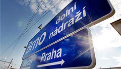 V Brně kvůli opravě viaduktu začala vlaková výluka