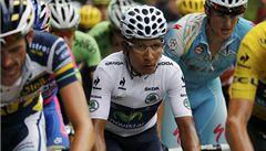 Kolumbijský den na Vueltě. Vyhrál Anacona, novým lídrem je Quintana