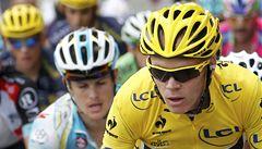 Froome bojuje. Na Vueltě už je druhý a stahuje náskok Contadora