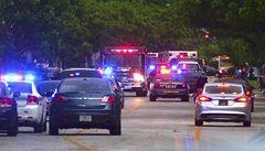 Útočník v Miami zastřelil šest rukojmích, policie ho zabila