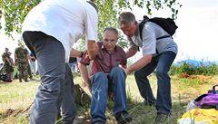 Bilance horkého víkendu: 238 požárů, v Praze 60 kolapsů