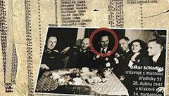 Schindlerův seznam se v internetové aukci neprodal