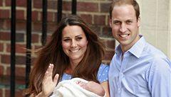 Kate prý odmítla prášky proti bolesti. Chtěla přirozený porod