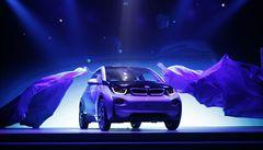 Partneři BMW a Brilliance představili nový elektromobil