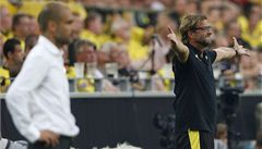 Hořká Guardiolova premiéra. Superpohár slaví rival z Dortmundu