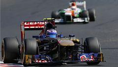 Vettel bude mít nového kolegu. Webbera nahradí Ricciardo