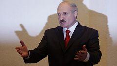 Stydím se za náš nároďák, klel běloruský prezident Lukašenko
