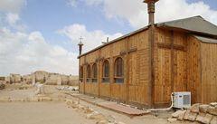 Jak vypadá neznámé archeologické naleziště Abu Mína?