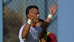 Cristiano Ronaldo: Když o mě někdo říká špatné věci, raději nereaguju