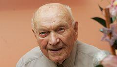 V Náchodě zemřel nejstarší Čech, bylo mu 107 let