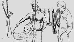 KLDR experimentuje s chemickými zbraněmi. Na politických vězních