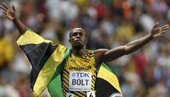 Bolt je zpět. Nejrychlejší muž planety nastoupí v Glasgow