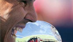 Nadal se vrátil k tenisu jasným vítězstvím na turnaji v Montrealu