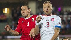 Fotbalisté v generálce neudrželi vedení. S Maďarskem remizovali 1:1