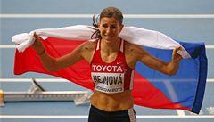 Atletka Evropy Hejnová volila sebe. Zasloužila jsem si to, řekla